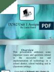 ix562 unit 1 assignment