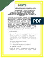 ACTA DE SUBASTA INVERSA Y ADJUDICACIÓN