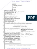 CASE Management STATEMENT Filed by ACLU Foundation of Northern California