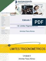 Unidade 1.8- Limites Trigonométricos