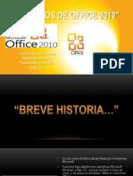 Modulos de Office 2010