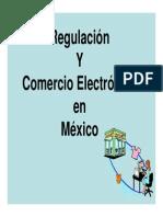 Regulacion de Los Negocios Electronicos
