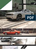 14MY Dodge Challenger eBrochure