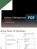 Systeme a Microprocesseur - Beddouri