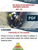 Confined Spaces Allan