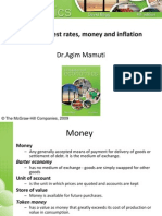 ECO 101 Ch.12 Interest Rates, Money and Inflation(1)