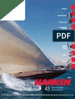 HARKEN Catalogue 2013