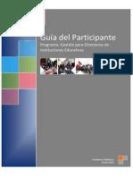 Guia Del Participante 2013