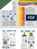 Manual de Rendicion de Cuentas