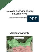 Impactos Do Plano Diretor Na Zona Norte