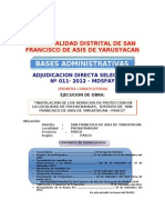 Bases Pachacrahuay