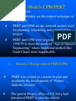 Network Models CPM U9