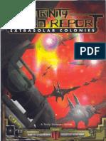 Aeon Trinity - Field Report - Extrasolar Colonies