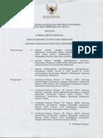 Formularium Nasional untuk Jaminan Kesehatan  Nasional - Peraturan Menteri Kesehatan RI No. 328/Menkes/IX/2013