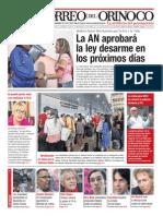 Correo Del Orinico 31-03-2013