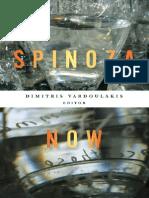 Vardoulakis, Dimitris (Ed.) - Spinoza Now