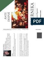 Antes y después del Guernika - Beatriz Paganini