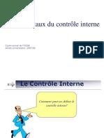 contrôle interne