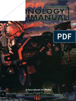 Aeon Trinity - Technology Manual