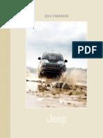 14MY Jeep Cherokee