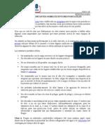 Charla 11-11-2013 Datos Importantes Sobre Uso de Extintores