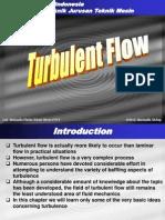 05-Dinamika Fluida Lanjut -Turbulent Flow