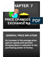 Price & Exchange Rates