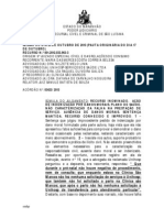 Acórdão - Turma Recursal - Maria das Merces Costa Correa Belesa