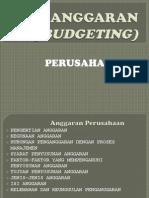 01 Bab Anggaran Perusahaan