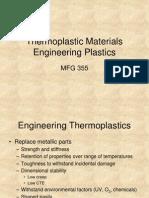 Thermoplastic Materials Engineering Plastics.ppt