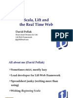 Lift Web Framework