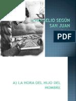 05b Evangelio de San Juan, Teologia
