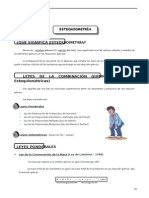 QUIM  - GUIA Nº 1 - Estequiometría