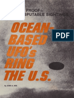 Ocean-Based UFOs Ring the U.S. by John A. Keel