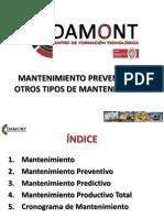 5 Mantenimiento Preventivo