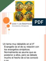 08 Evangelio de San Juan y Los Sinopticos II