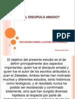 09a Evangelio de San Juan, El Discipulo Amado