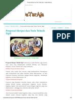 Proposal Skripsi Dan Tesis Teknik Sipil