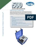Dfa500 Brochure 04-13 Us Hr