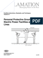 16 Personal Protective Grounding for Electric Power Facilities and Power
