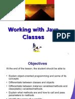 Java Built in Classes