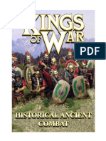 Kings of War Rome Supplement