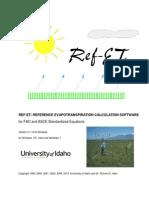 Ref ET V3.1 Users Manual