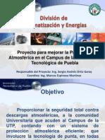 Protección atmosférica UTP revisada