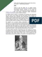 Muerte de Arquímedes