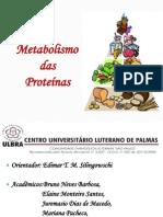 Slides Metabolismo