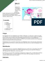 Haplogrupo I ADN-Y - Wikipedia, La Enciclopedia Libre