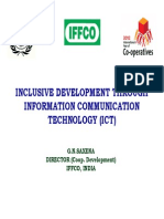 Saxena Inclusive Development Through Information Communication Technology