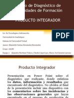 DDNF - Producto Integrador - Presentación PowerPoint - Equipo