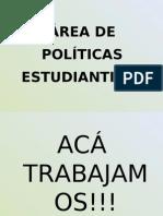 PRESENTACIÓN PROPUESTA DE TRABAJO